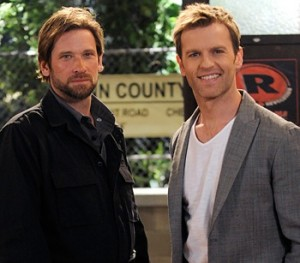 twoToddsOLTL 300x263 Killing Trevors Todd/Victor is an Atrocity: OLTL